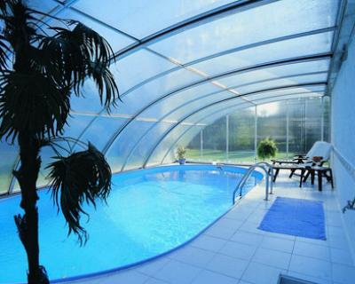 Iron design acoperiri piscine fier forjat for Amenajari piscine exterioare