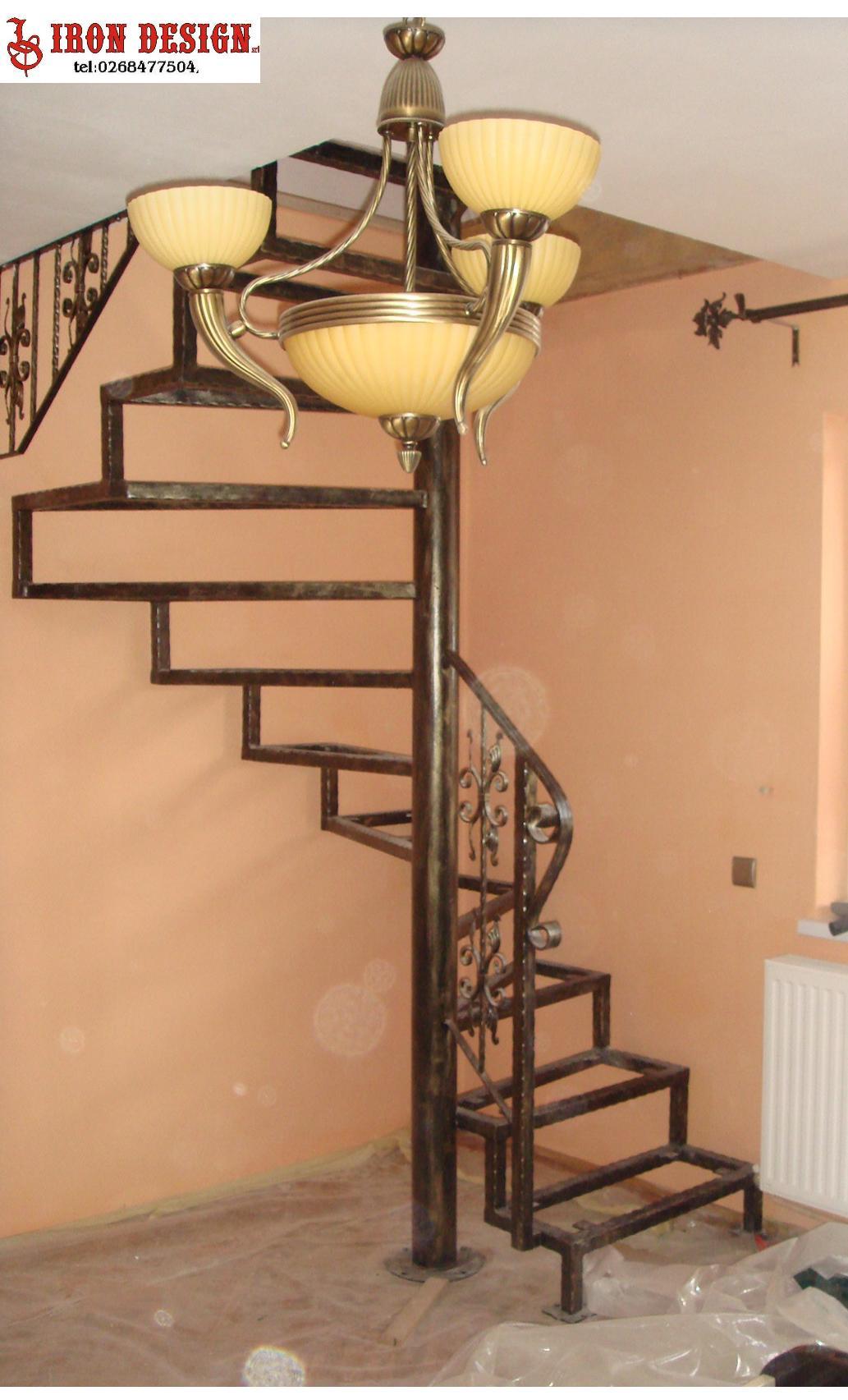 Iron Design Iron Staircase Iron Steel